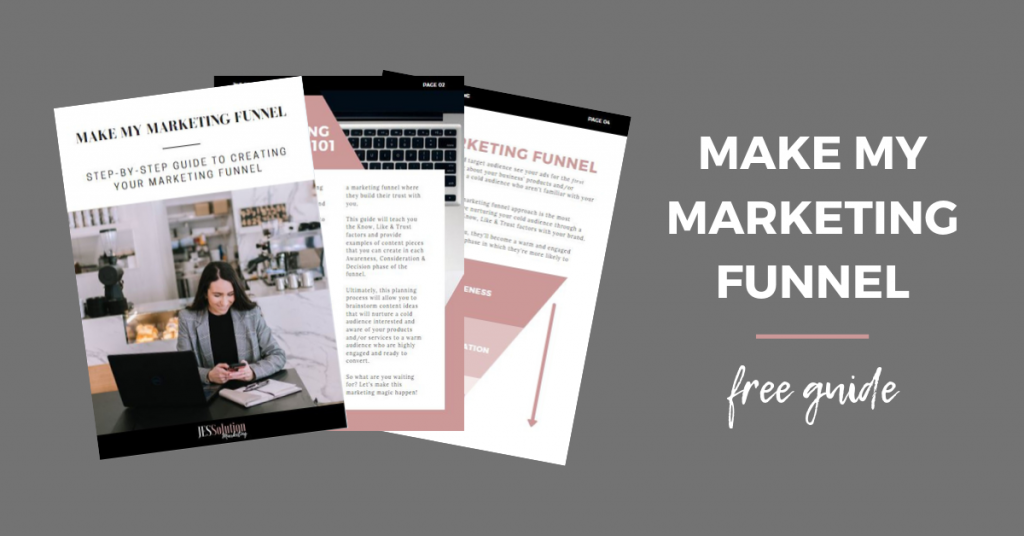 How to create a content marketing funnel